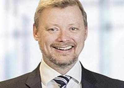 Teja Washausen Partner VP Smart Factories & Logistics UNITY AG FORMATIONTalks